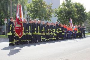 Freiwillige Feuerwehr Halberstadt, Foto: FFW HBS