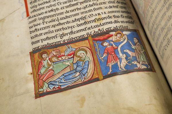 Schätze Halberstädter Handschriften