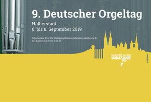 9. Deutscher Orgeltag in Halberstadt
