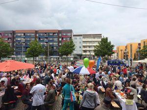 Bürgerbruch in Halberstadt, Foto: Caroline Vilbrand