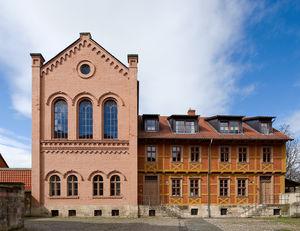 Moses Mendelsohn Akademie in der Klaussynagoge