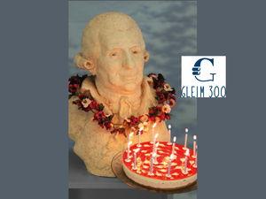 300. Geburtstag von Gleim, Foto: Gleimhaus