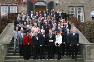 20 Jahre Städtepartnerschaft mit Wolfsburg im Jahre 2009, Foto: Stadt Halberstadt