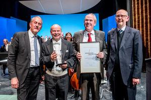 "Preisverleihung ""Innovatives Orchester 2018"", Foto: Ray Behringer"